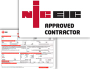 Electrical installation certificate earls court